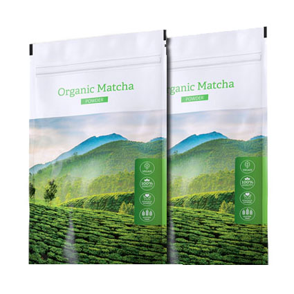 2set Organic Matcha Powder